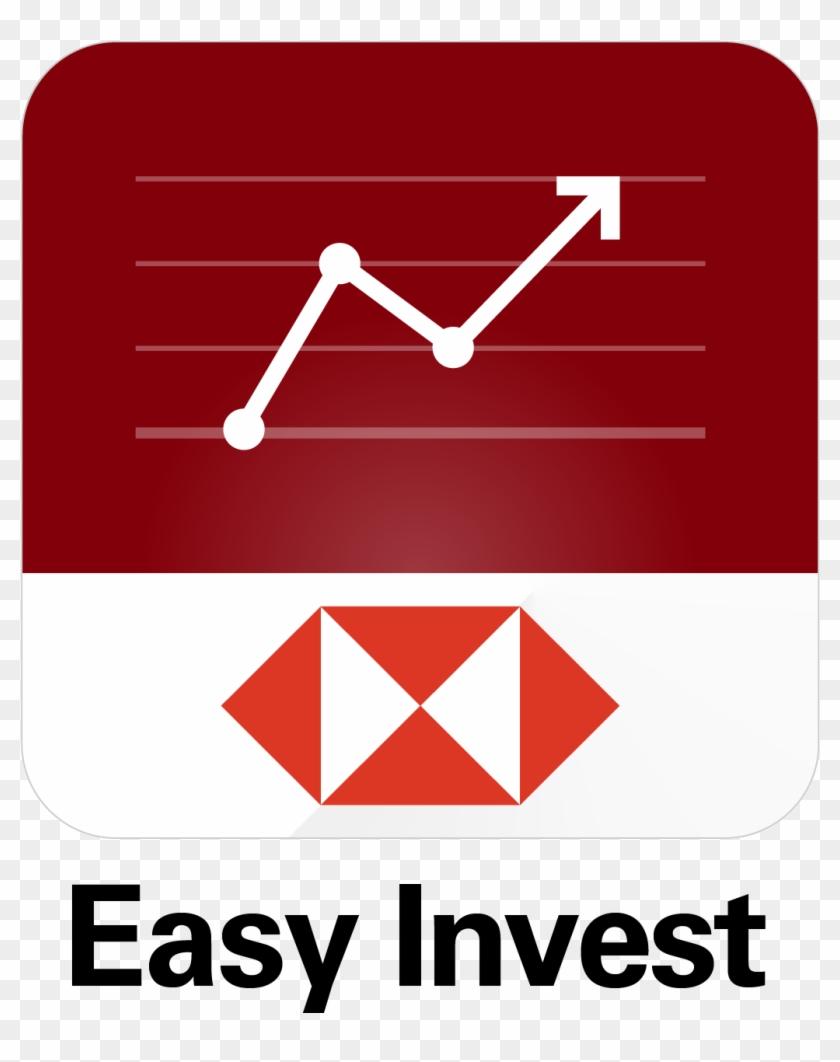 Hsbc Hk Easy Invest - Hsbc Mobile Banking App Icon - Free