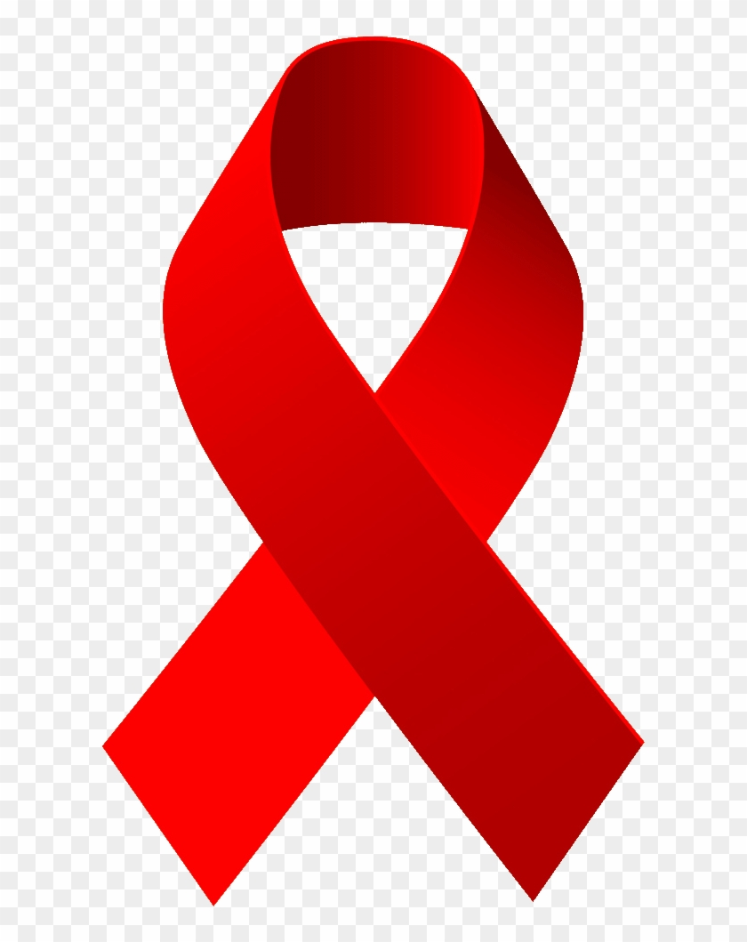 Hiv And Pregnancy Clip Art Aids Red Ribbon Vector Free
