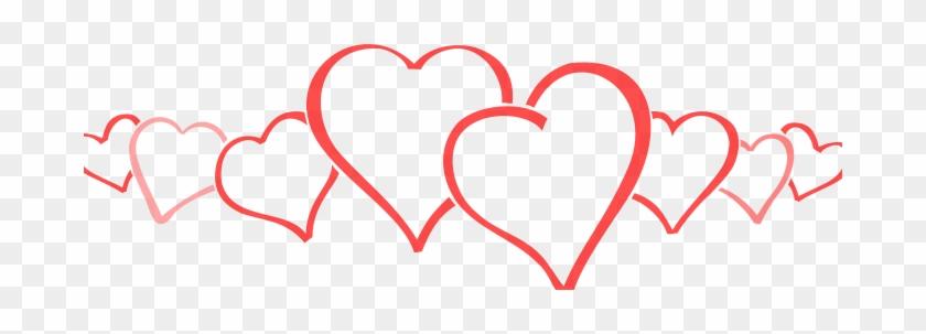 Valentine's Day Feb 14, - Small Hearts Clip Art #975331