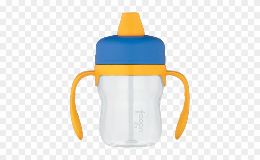 Blue Foogo® Plastic Soft Spout Sippy Cup - Sippy Cup With Spout #975352