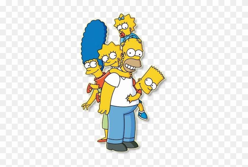 Poster De Los Simpsons Free Transparent Png Clipart Images Download