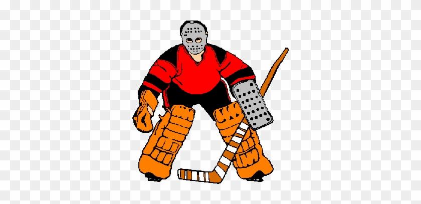 Figure Skating Snowboarding Hockey Goalie No Background Free