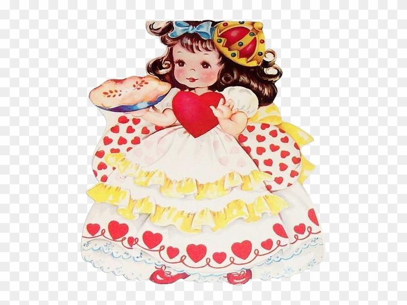Children S Queen Of Hearts Nursery Rhyme Valentines 976854