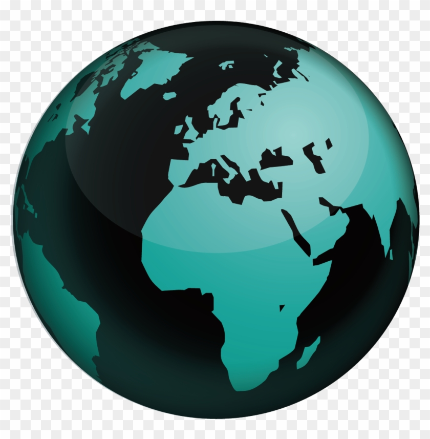 World Map Globe Clip Art Blank World Map No Borders Free