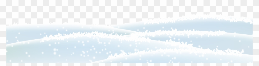 Winter Snow Ground Clip Art Image - Ground Transparent Snow Ground Png #977649