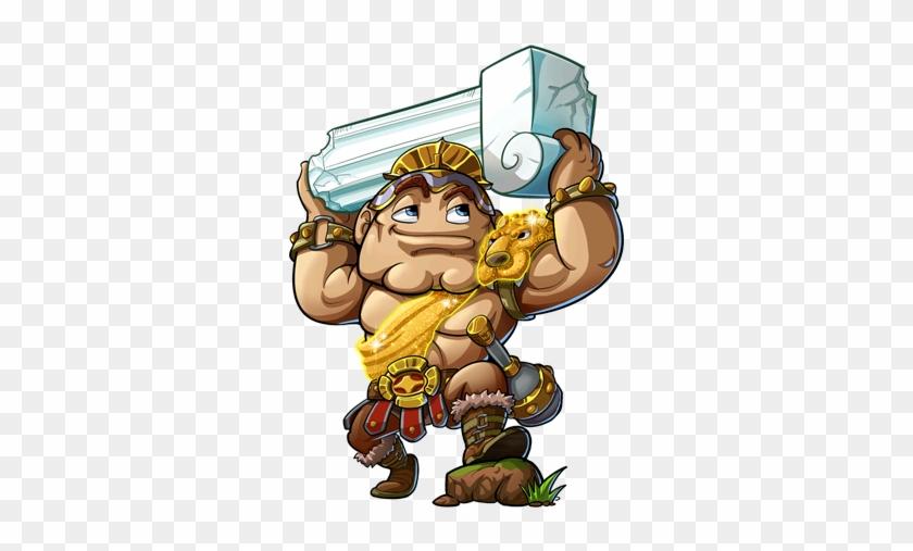 Hercules/epic - Pantheon Legends Characters #978302