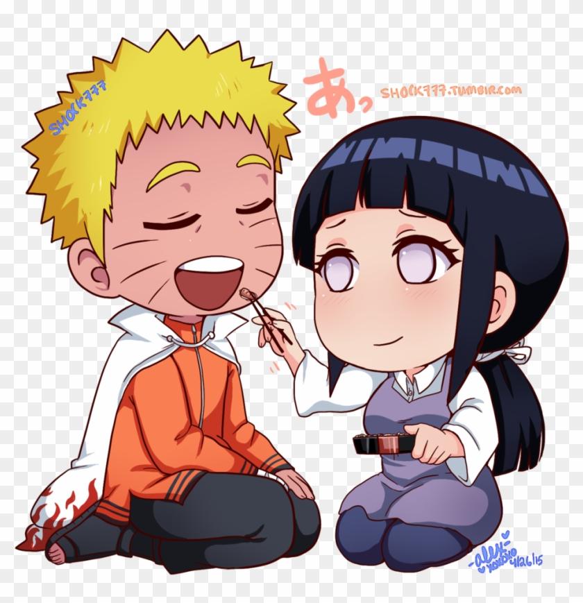 Naruto x hinata chibi hinata y naruto chibi love free transparent png clipart images download - Naruto chibi images ...