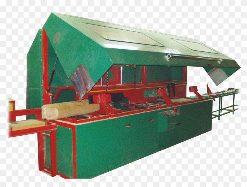 Mebor Sbo320 Log House Construction Machine - Log House Machines #979166