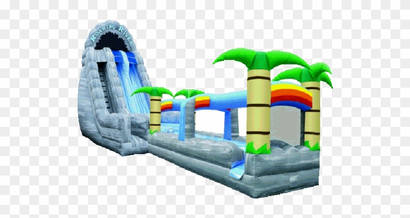 Inflatable Waterslides And Bounce House Waterslides - Bounce House Water Slides #980216