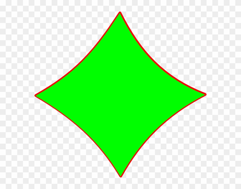 Diamond Shaped Star #981209