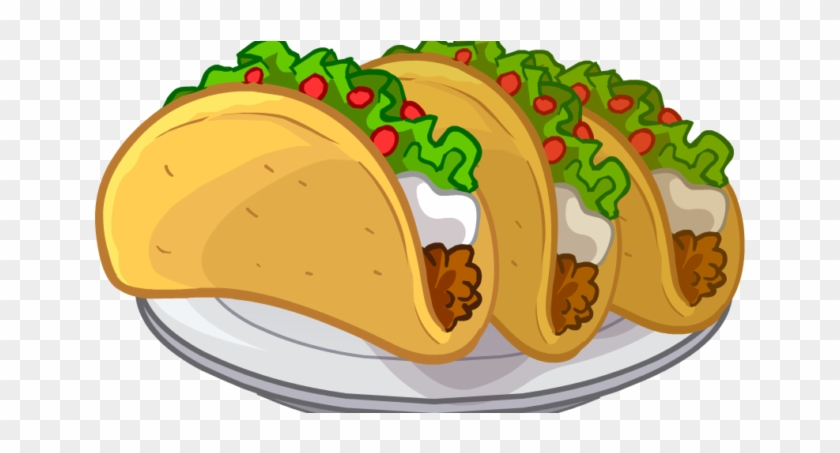 Plate Of Food Clipart 3 Taco Clip Art Free Free Transparent Png Clipart Images Download