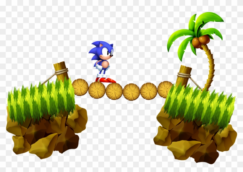 Only The Coconuts Are Exactly The Same And Even Then Sonic Palm