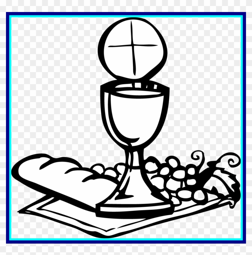 Bread Clipart Bread Clipart Outline Marvelous Holy Body And Blood Of Christ Meaning Free Transparent Png Clipart Images Download