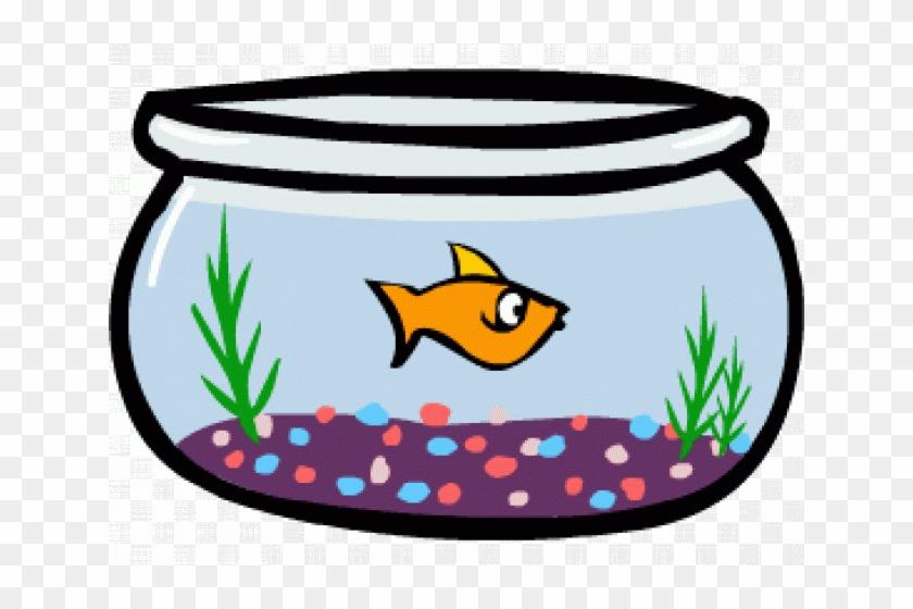 Fish Bowl Clipart Animated Fish - Animated Fish Bowl Gif #981703