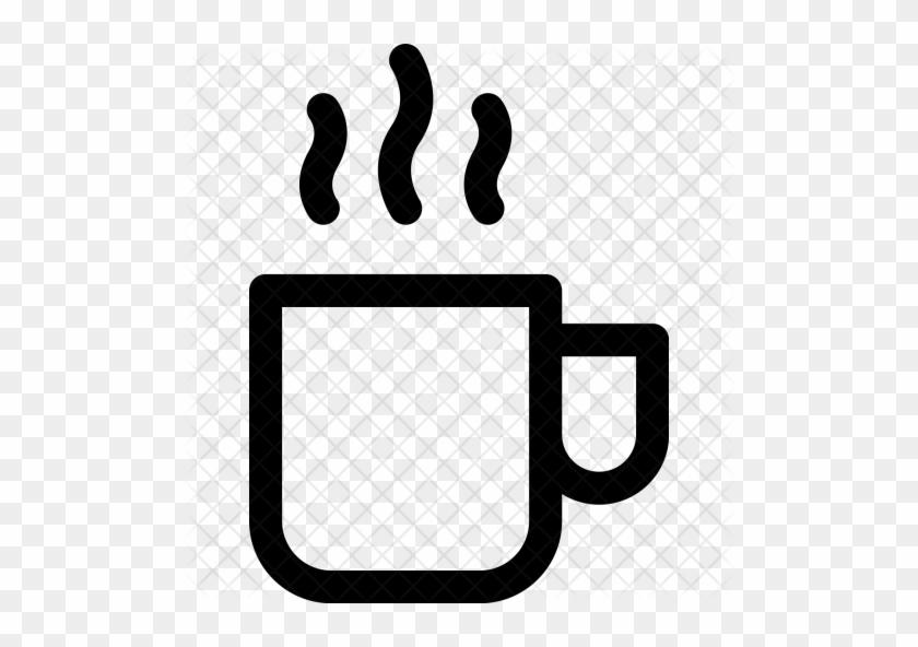 Coffee, Mug, Hot, Drink, Cup Icon - Coffee Cup #981785