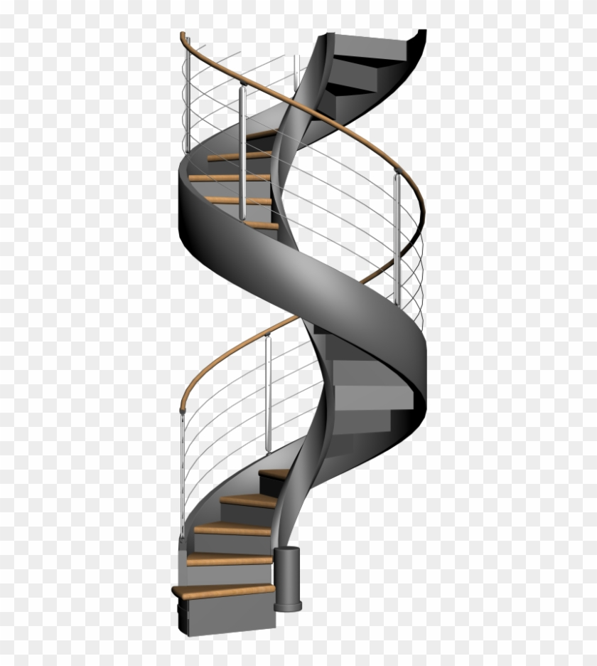 Spiral Staircase Design And Decorate Your Room In 3d - Spiral