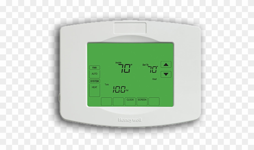 You Won't Believe How Easy It Is To Stay Comfortable, - Honeywell Thermostat For Heat Pump #982247