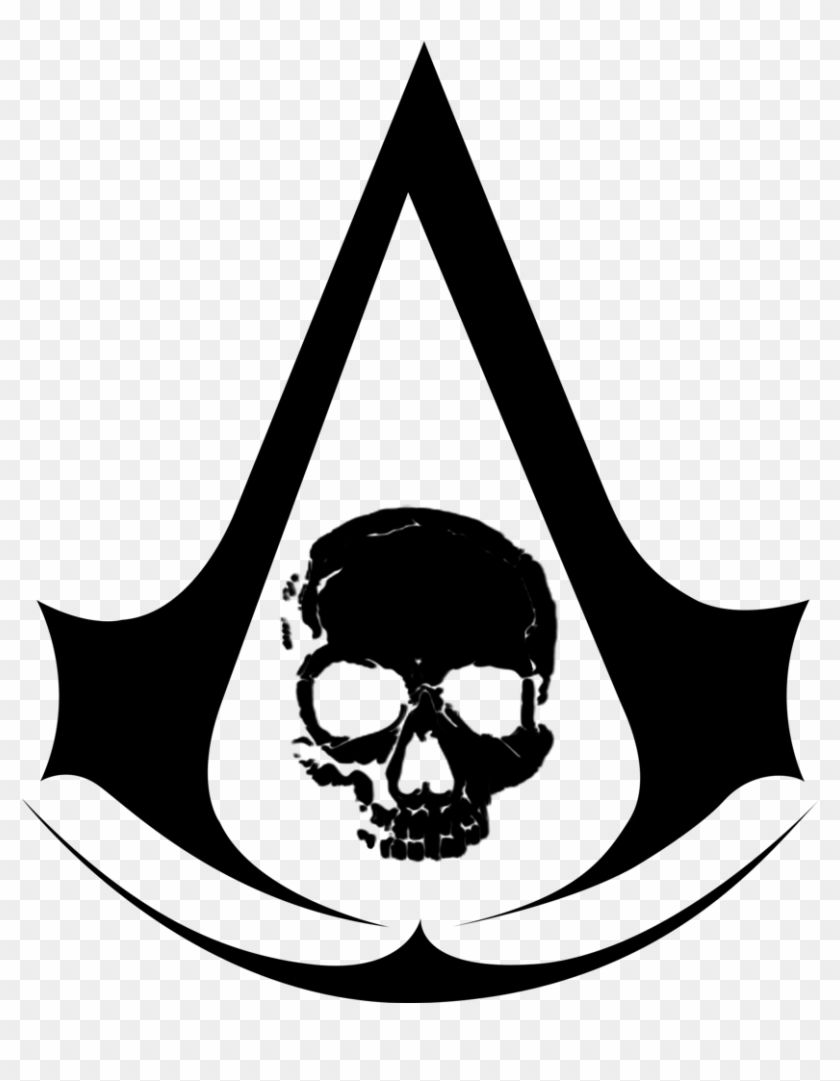 Symbol Clipart Assassin S Creed Assassin S Creed Blag Flag Logo Png Free Transparent Png Clipart Images Download