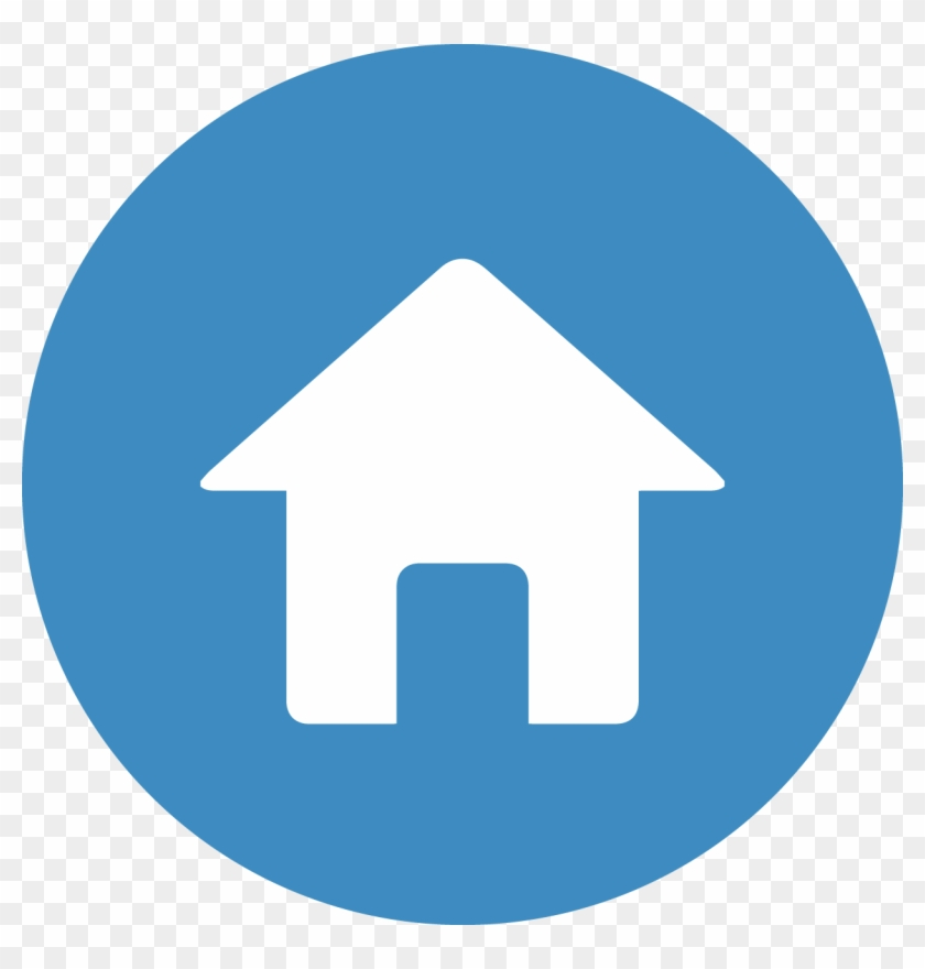 blue home button png www pixshark com images galleries linked in logo rund free transparent png clipart images download blue home button png www pixshark com