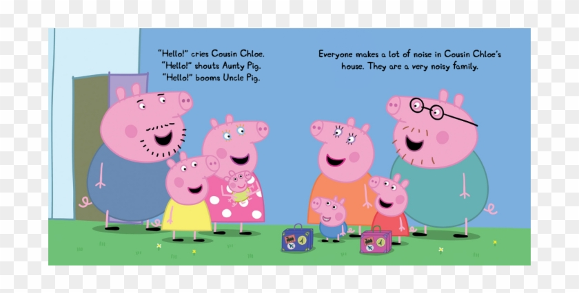 All New Peppa Pig Collection - Aunt And Uncle Pig #983658