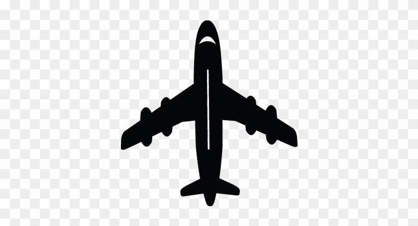 Aeroplane, Aircraft, Airplane, Airport, Flight, Plane - Airplane Transparent Icon #983670