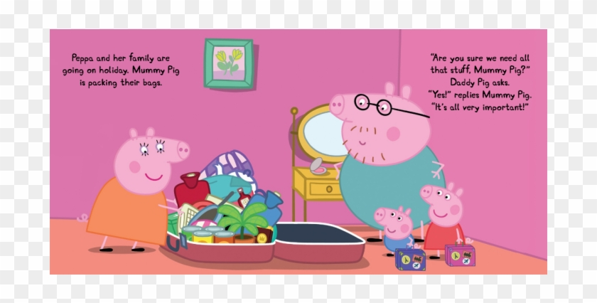 All New Peppa Pig Collection - Peppa Pig - 35pc - Assortment B Jigsaw Puzzle #983682
