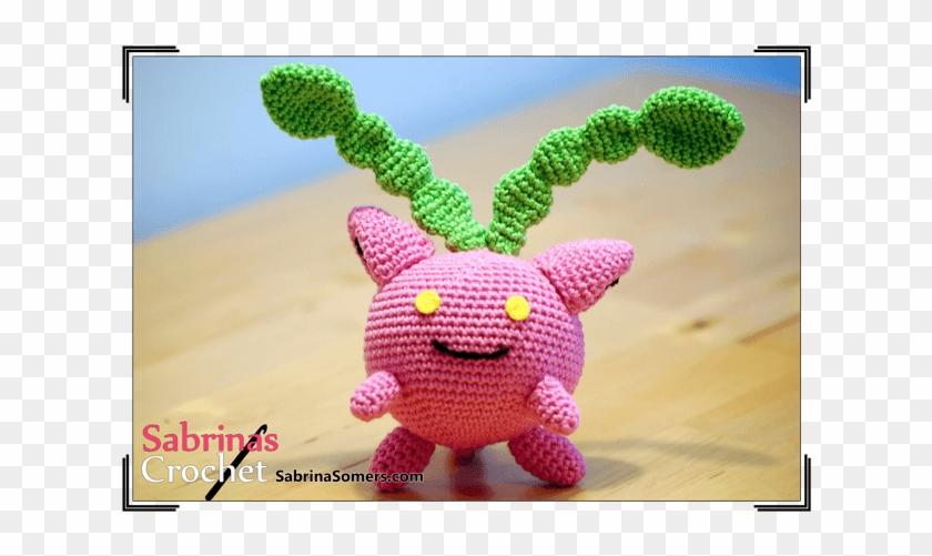 Free Crochet Pattern Hoppip Crochet Hoppip Free Transparent Png