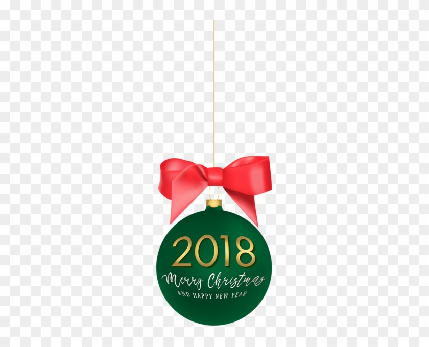 Christmas Ball Ornaments Clipart - Christmas Decoration