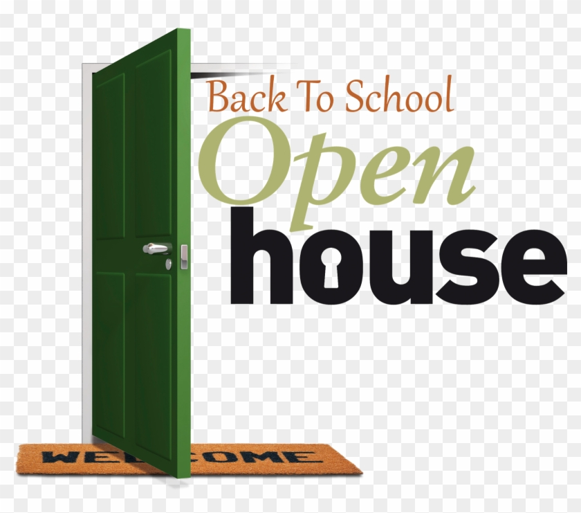 This Year's Back To School Open Houses Will Be Held - Open House Coming Soon #984313