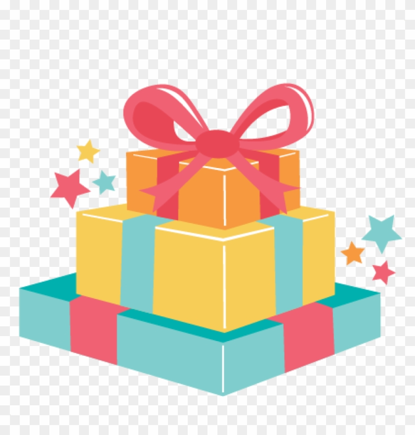 Birthday Present Clipart Presents Png File