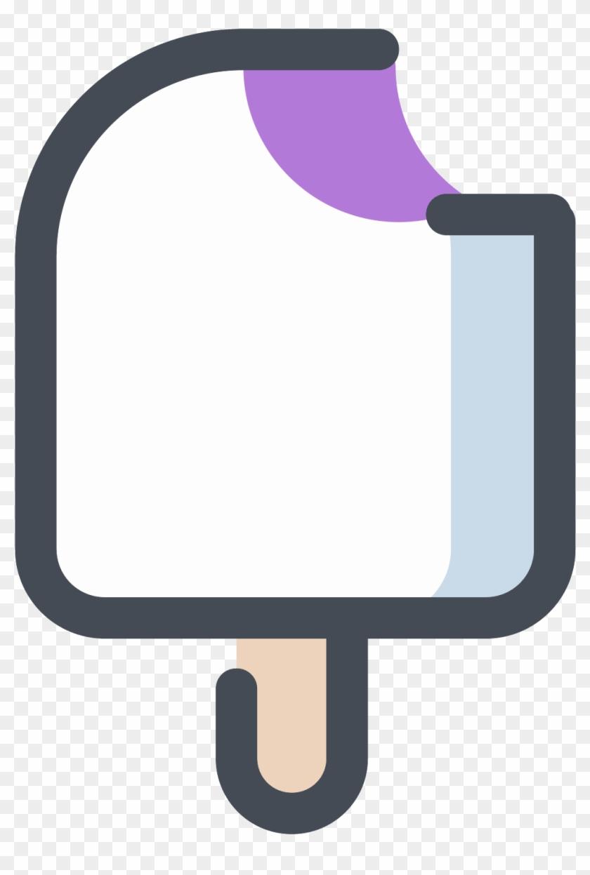 Fruity Ice Pop Icon - Fruit #985051