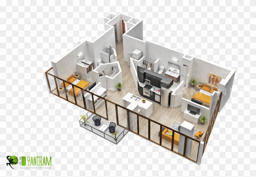 House Plan 3d Home Floor Plan Design Verandah Residences Floor Plan Free Transparent Png Clipart Images Download