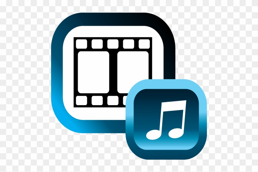Video Icons Video And Music Icon Free Transparent Png Clipart Images Download