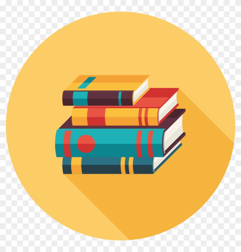 Photo Archive, G - Book Stack Book Icons #986112