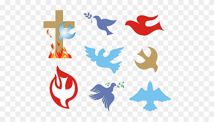 Flame Clipart Confirmation 8 Symbols Of The Holy Spirit Free