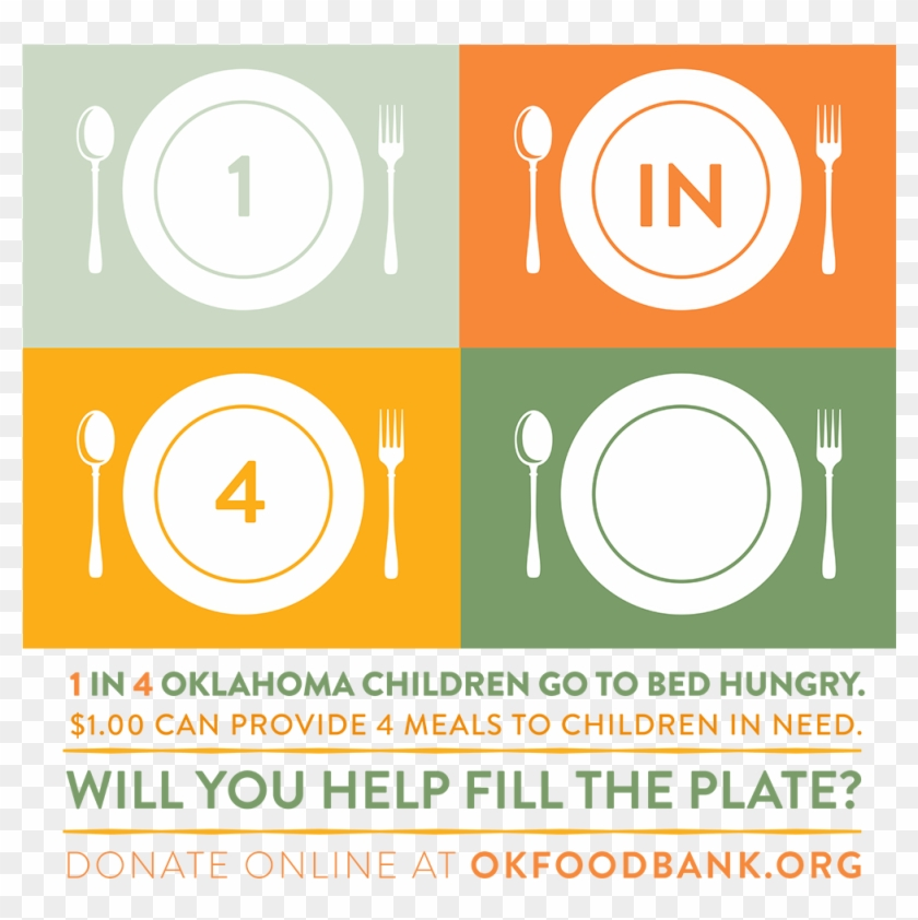 1 In 4 Oklahoma Children Go To Bed Hungry - Community Food Bank Of Eastern Oklahoma #986593