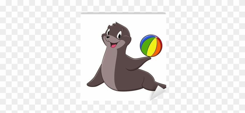 Cartoon Picture Sea Lion #987050