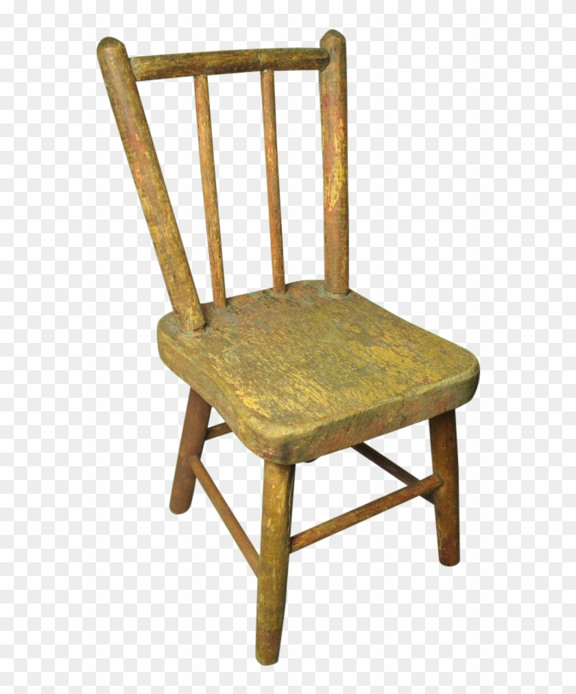 Chic Design Old Chair Charming Little