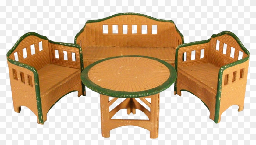 Dollhouse Outdoor Furniture Chair Free Transparent Png Clipart