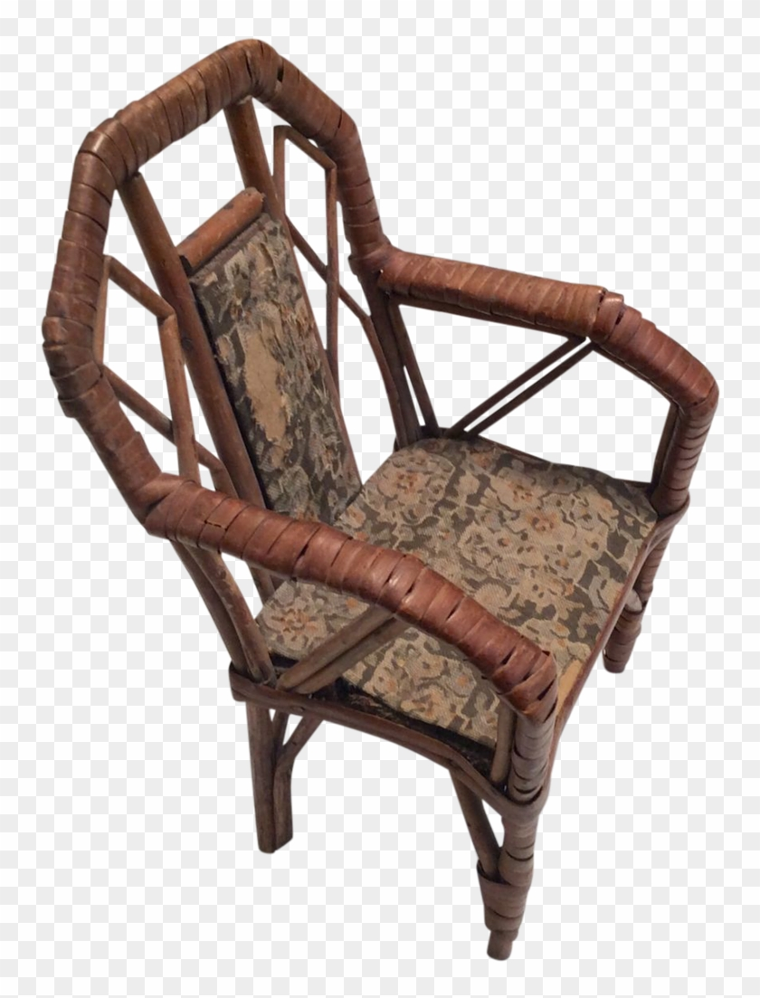 Antique Wicker And Wood Doll Chair From Dollsandsmalls - Doll #987363 - Antique Wicker And Wood Doll Chair From Dollsandsmalls - Doll - Free