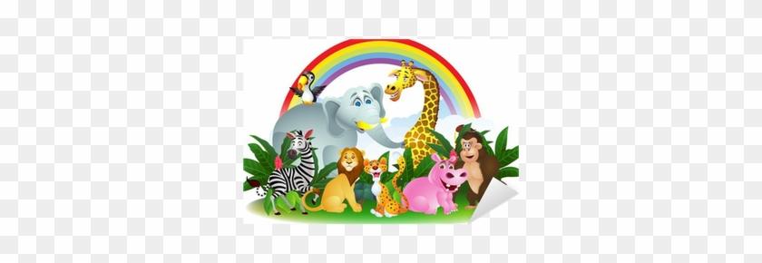 Coloring Book Of Animals Super Fun Activity Book #988104