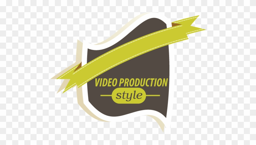 Button To Scroll To Video Production Section - Graphic