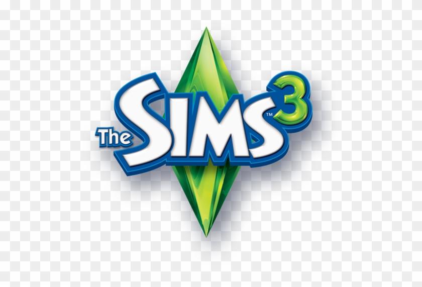 The Sims - Sims 3 Logo #988387