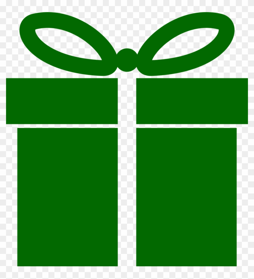 Holiday Gift Sign Up 2017 Deadline November 25th - Gift Icon Green #988861