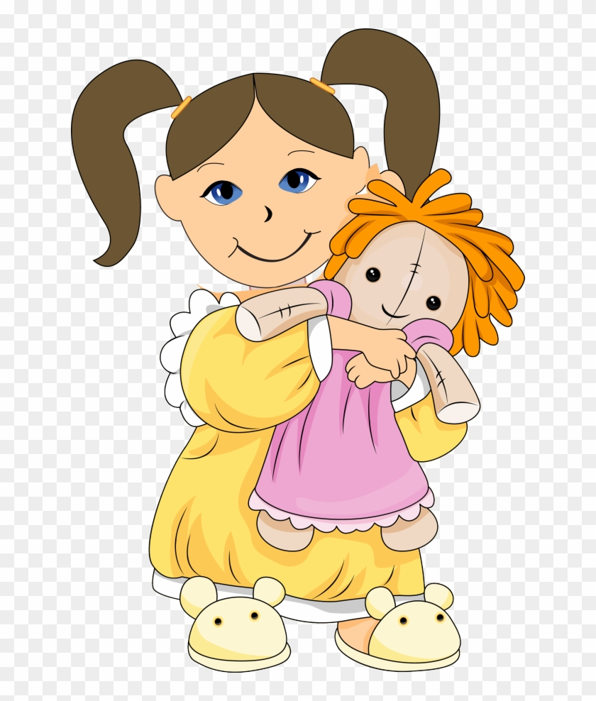 Dall Clipart Cartoon - Holding Hands Around The World #989166