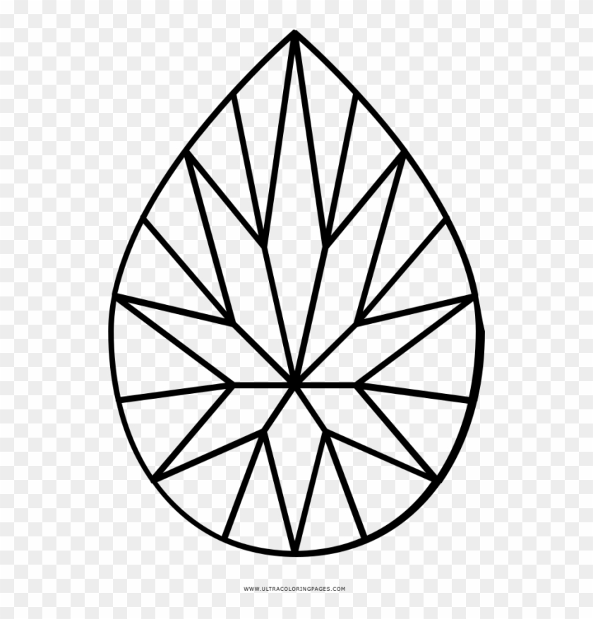 Pear Diamond Coloring Page Ultra Pages Minecraft Sword - Mosaicos Para  Colorear - Free Transparent PNG Clipart Images Download