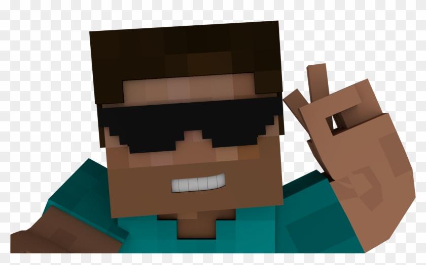 Kzairbp Minecraft 3d Steve Free Transparent Png