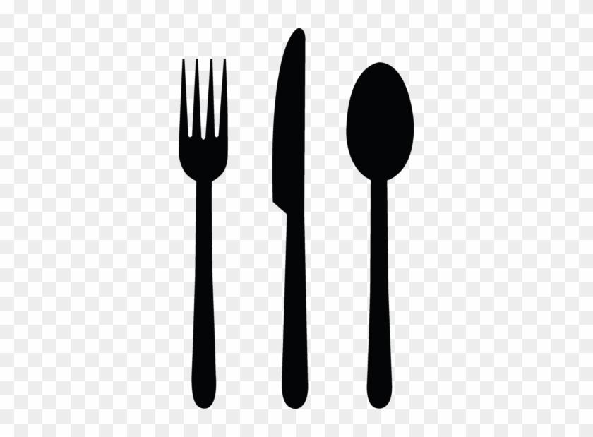 Printable Fork Clipart - Fork Spoon Knife Clipart #990032