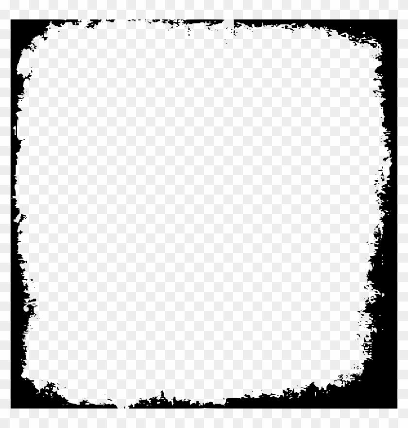 Square Black Frame Png - Cool Square Border Png - Free Transparent ...