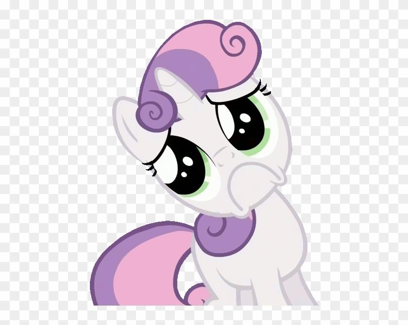 Sweetface Sad Eyes,sweetface Gif - Sad Sweetie Belle Gif #990327